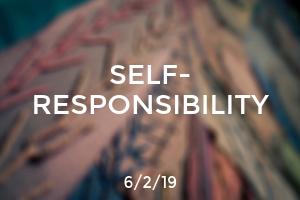 Self-Responsibility