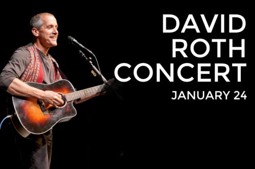 David Roth Concert
